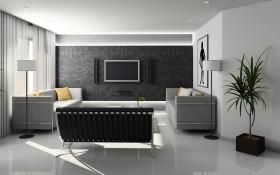 arredamento bianco e nero dal minimal all'elegante - Arredare In Bianco E Nero