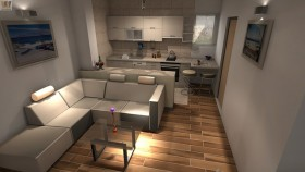 Arredo funzionale per la tua casa da 30 50 e 80 mq for Arredare casa con 5000 euro