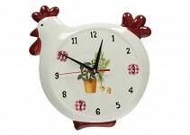 Orologio a Perete da Cucina in ceramica