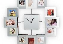 Orologio da Cucina Moderno Personalizzabile