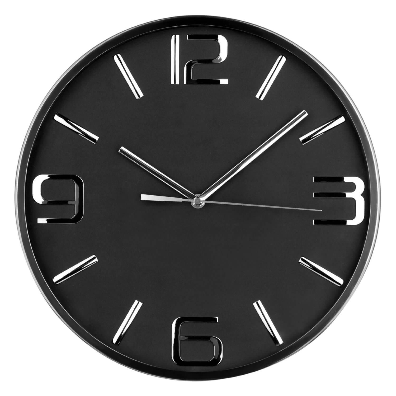 orologi da cucina in acciaio homehome