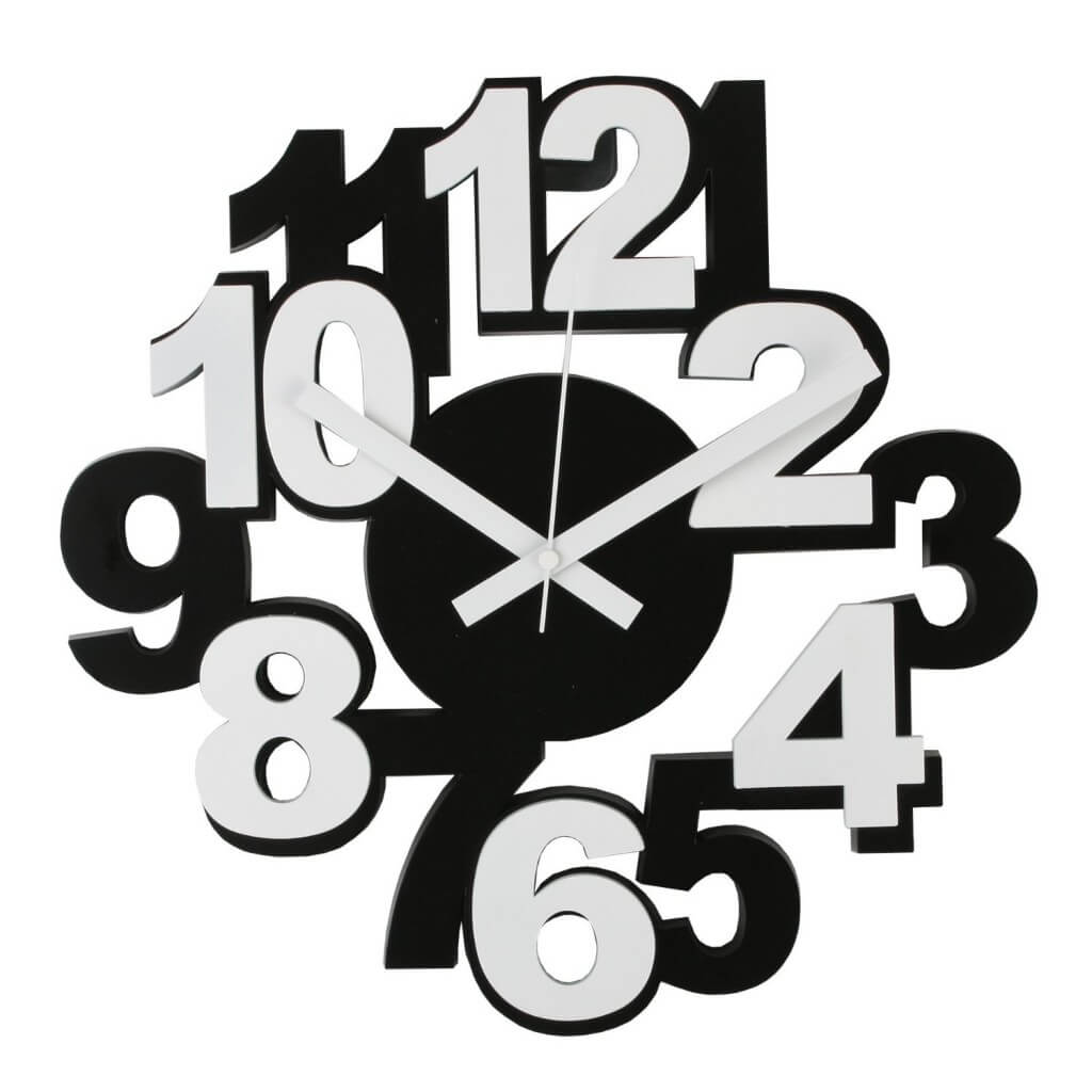 Orologi da parete moderni homehome - Orologi componibili da parete ...