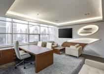 Sedia Girevole da Ufficio di Design