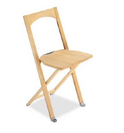 Sedie In Legno Richiudibili.Sedie Pieghevoli In Legno Homehome