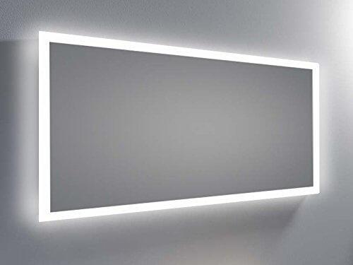 Specchio da bagno retroilluminato homehome - Specchio con tv ...