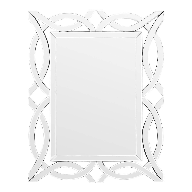 Specchi da parete con cornice homehome - Specchi da parete amazon ...