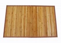 Tappeto per Cucina in Bamboo Legno
