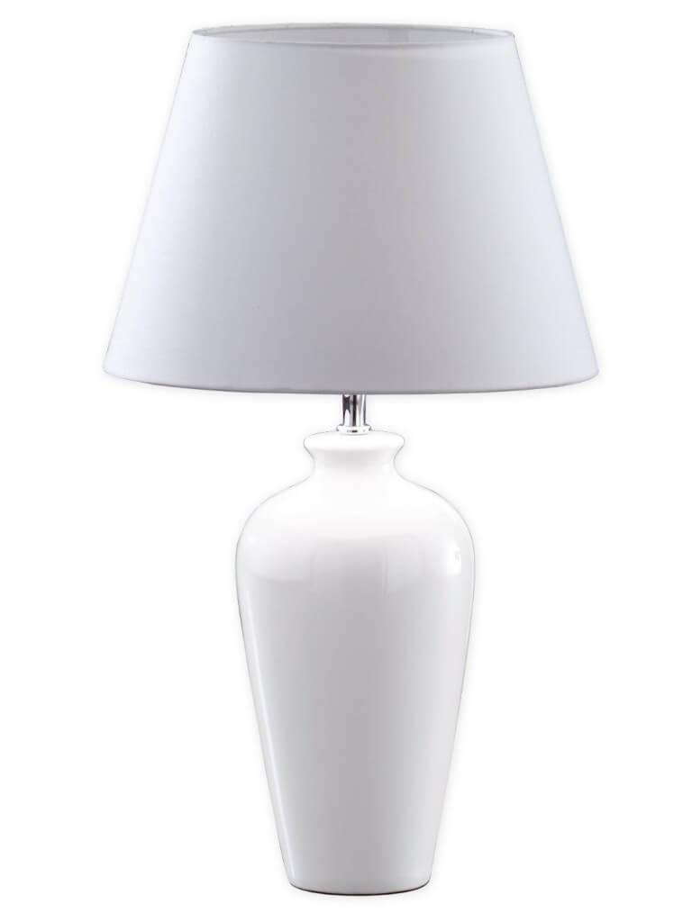 Lampada da Comodino Classica in Ceramica