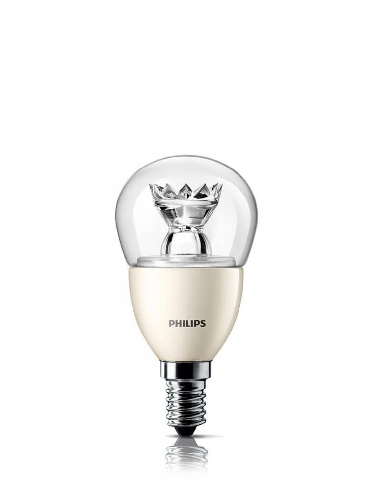 Lampadina a Led Philips a Sfera