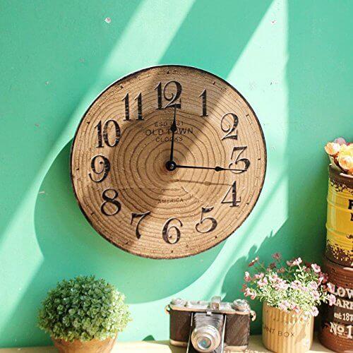 Orologi da parete vintage dagli anni 30 agli 80 homehome for Orologi da parete vintage