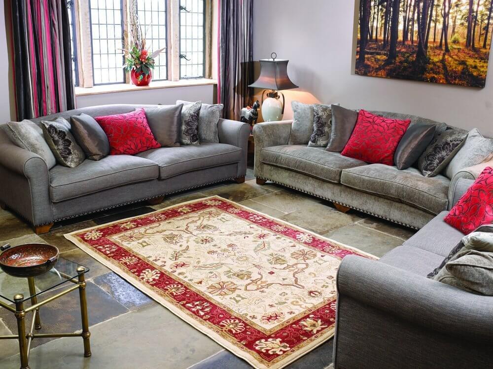 Arredamento Di Soggiorno : Lavaggio dei tappeti persiani l acqua o no homehome