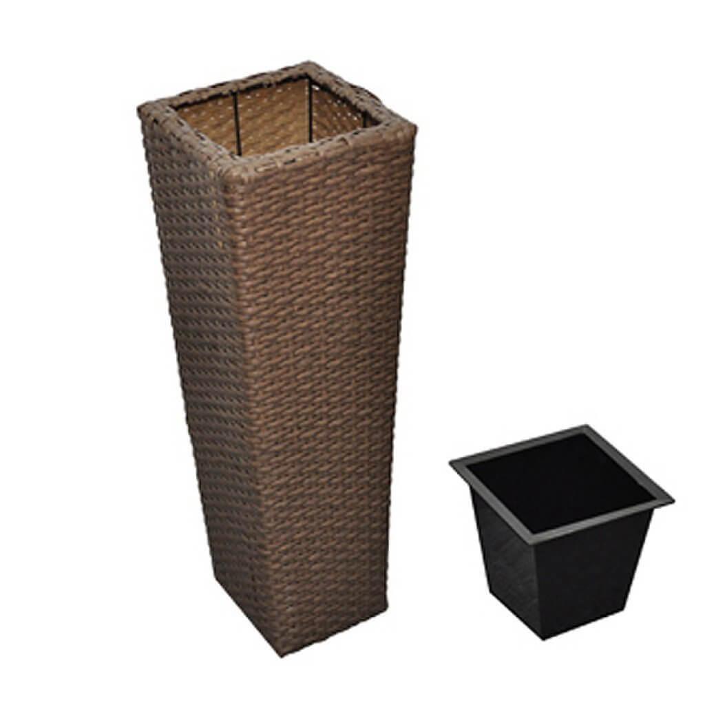 Vasi da esterno moderni homehome for Piante da vaso per esterno