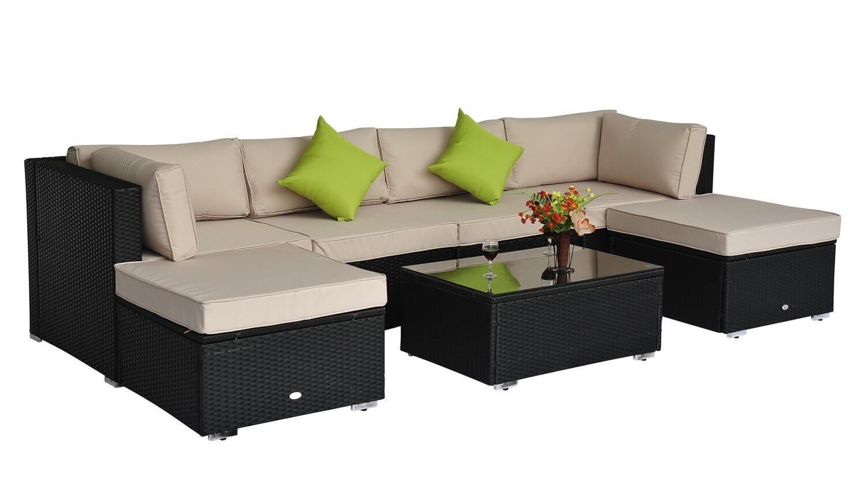 Cuscini per sedie da giardino homehome - Cuscini per poltrone da giardino ...