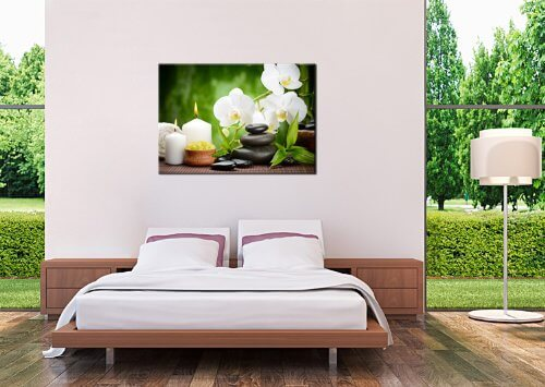 Quadri feng shui per camera da letto homehome - Quadri camera da letto moderna ...