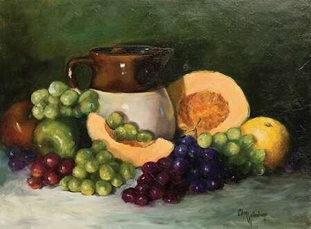 Quadro con Frutta per Cucina