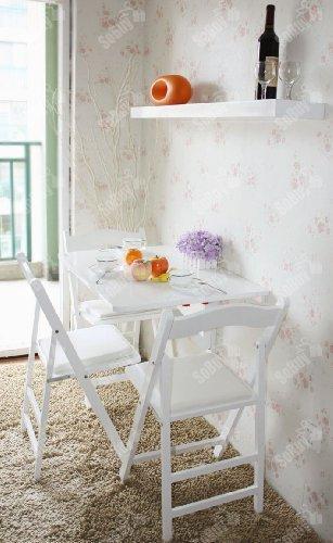 Tavolino Pieghevole in Legno
