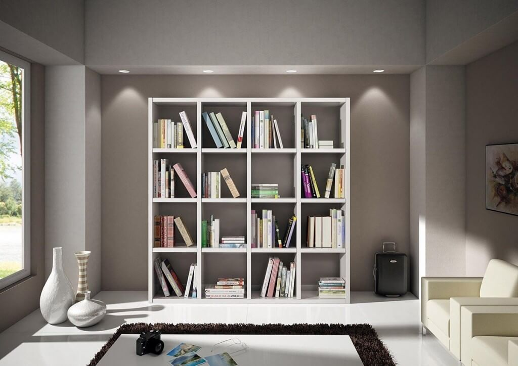 Librerie moderne homehome - Scale per librerie ...