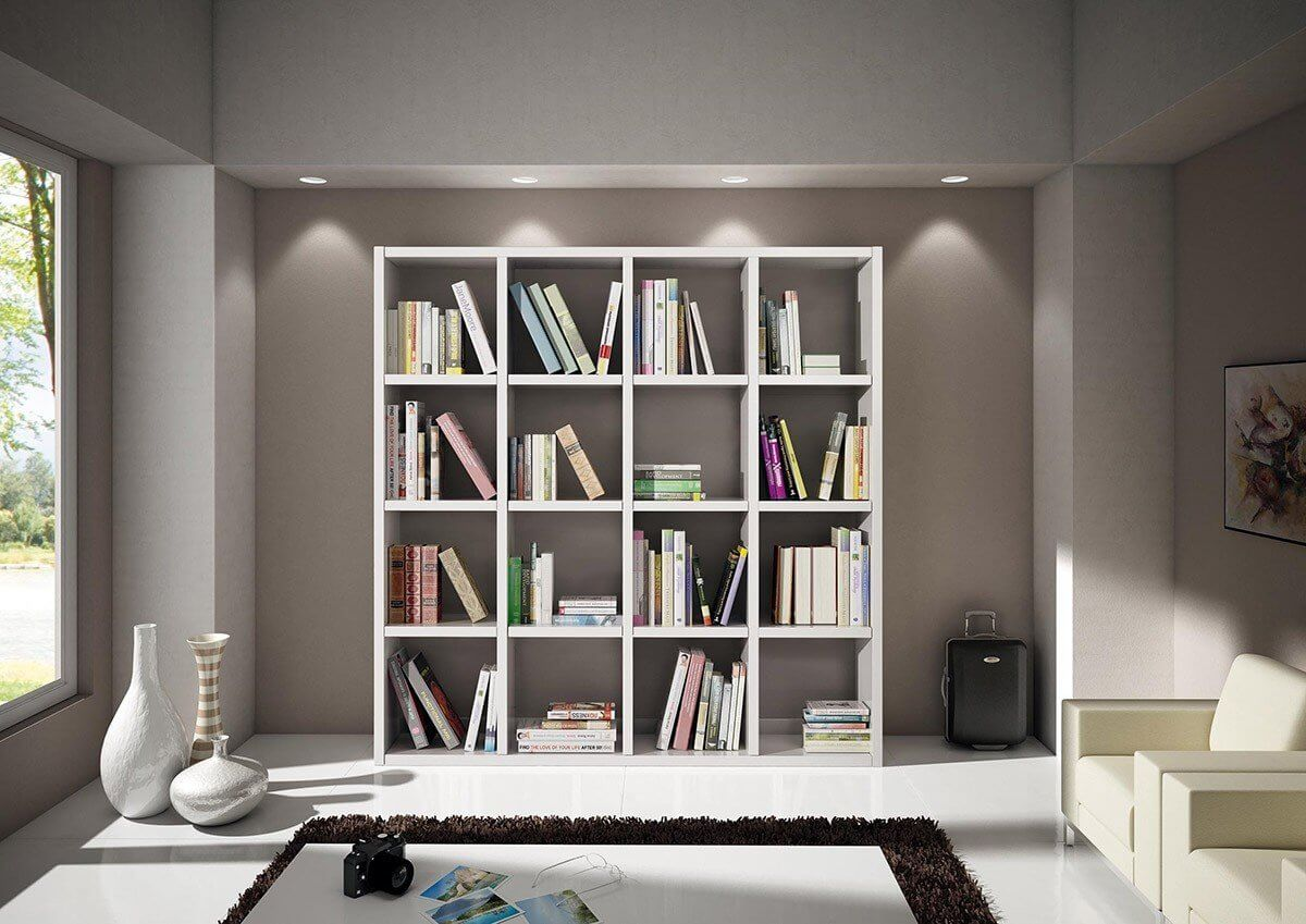 Librerie moderne homehome for Stili di architettura domestica moderna