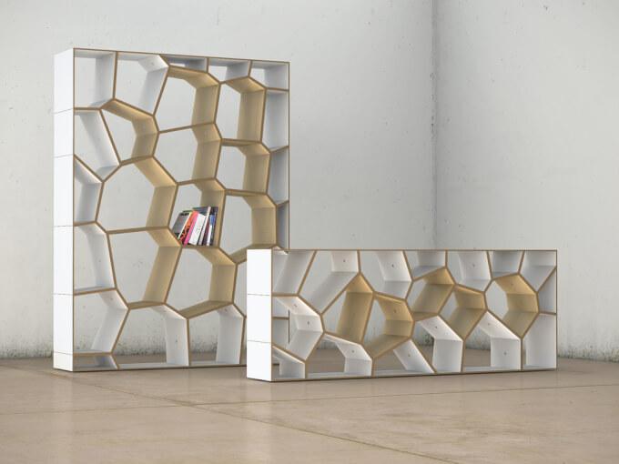 Scaffali Moderni di Design