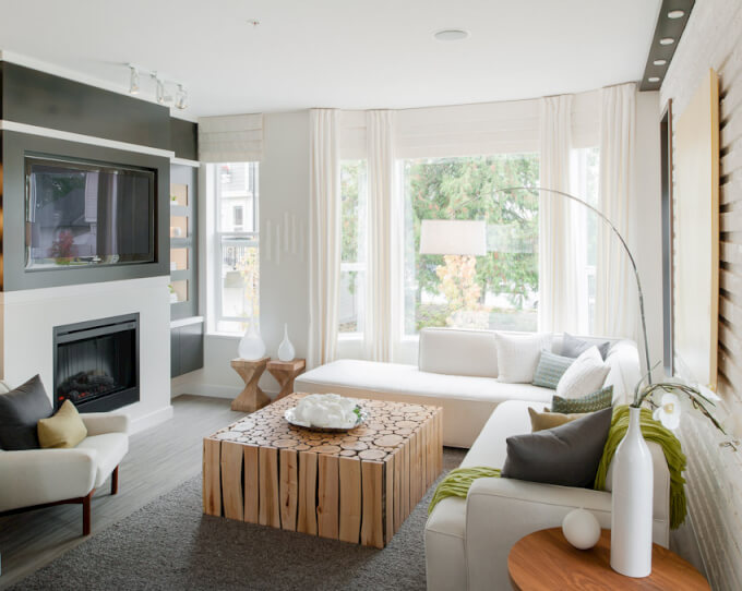 Tappeto Stile Moderno Casa