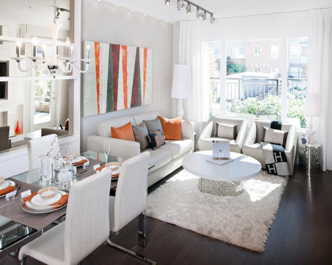 Tavolino Moderno per Casa