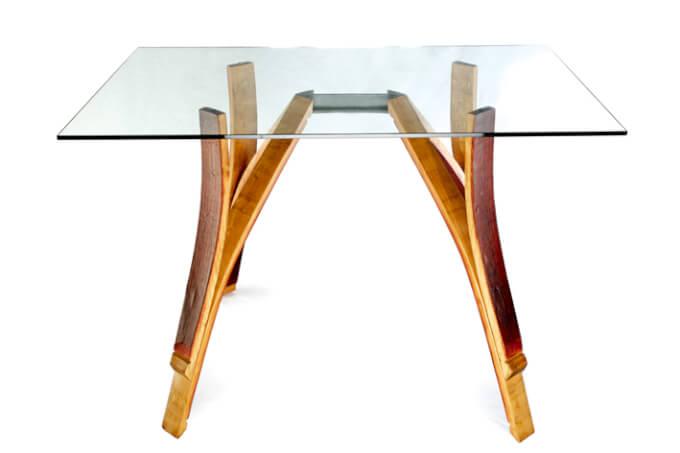 Tavolino Moderno Artigianale