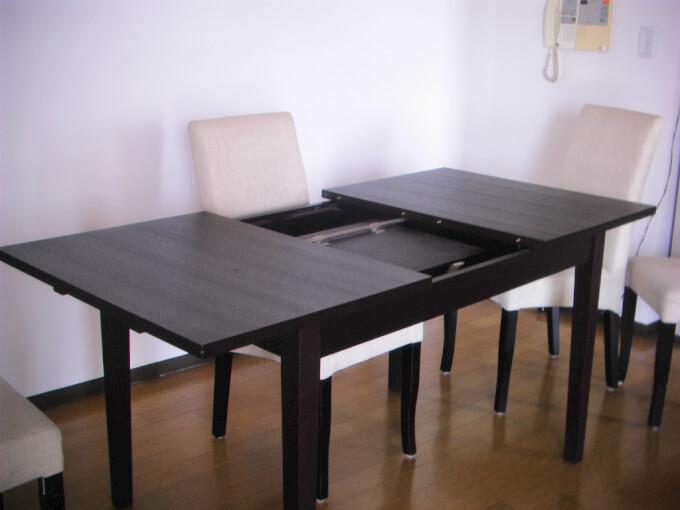 Tavoli Allungabili In Legno Arte Povera.Tavoli Allungabile Idee Salvaspazio Di Design Homehome