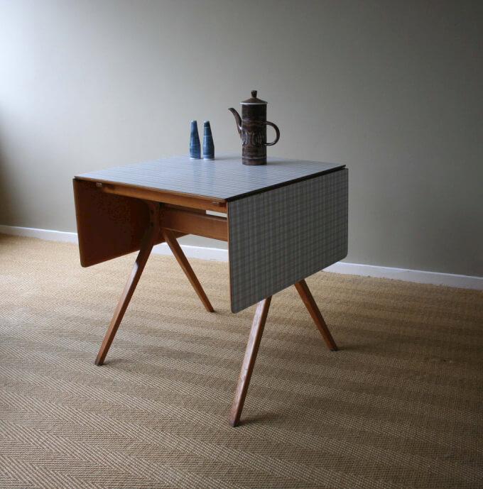 Tavolino Pieghevole Richiudibile