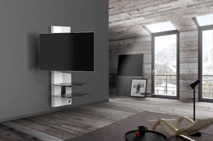 Mobili Tv Sospesi per un Design Unico - HomeHome