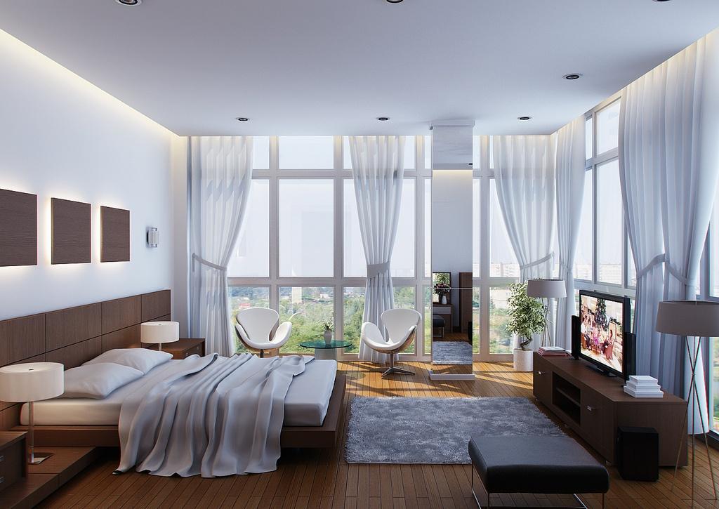 Mobili tv un modello per ogni stile homehome - Tv per camera da letto ...