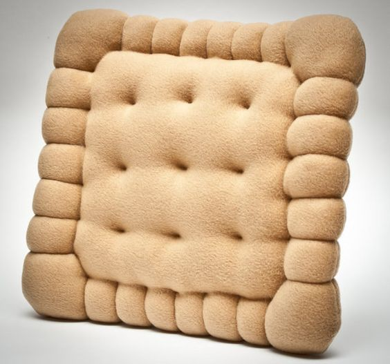 Cuscini Biscotto Mulino Bianco.Cuscini A Biscotto La Dolcezza Che Arreda Homehome