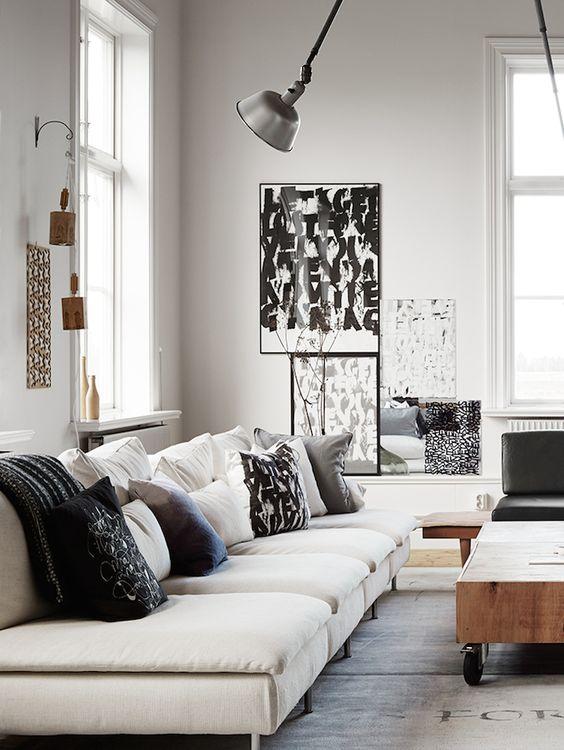Ikea Divani Esterno : Cuscini per divani alla ricerca del comfort homehome