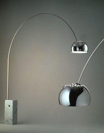 Lampade da terra di design homehome for Lampade designer