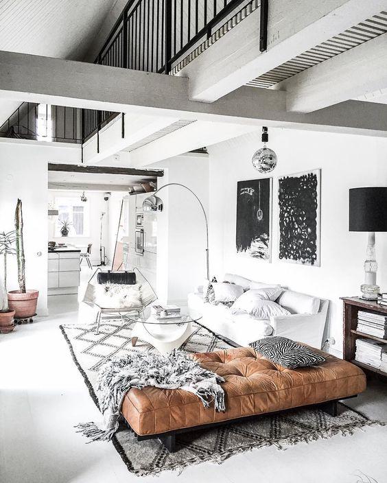 Tappeti moderni design stile ed abbinamenti homehome - Tappeti camera da letto moderni ...