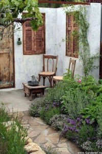 Sedia da Giardino (3)